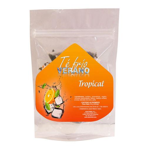 Bolsa 40 piramides tropical