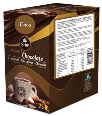 Ship chocolate 10 - Coco