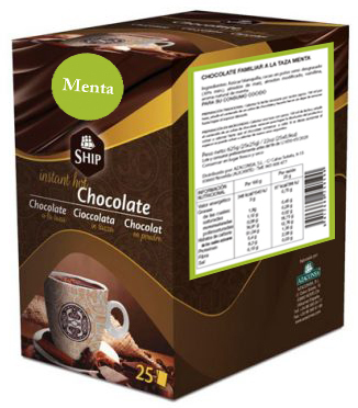 Ship chocolate 10 - Menta